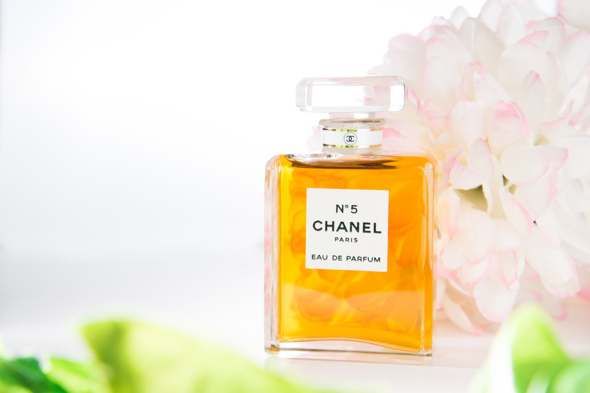 Jasmine absolute is one ingredient in Chanel no5