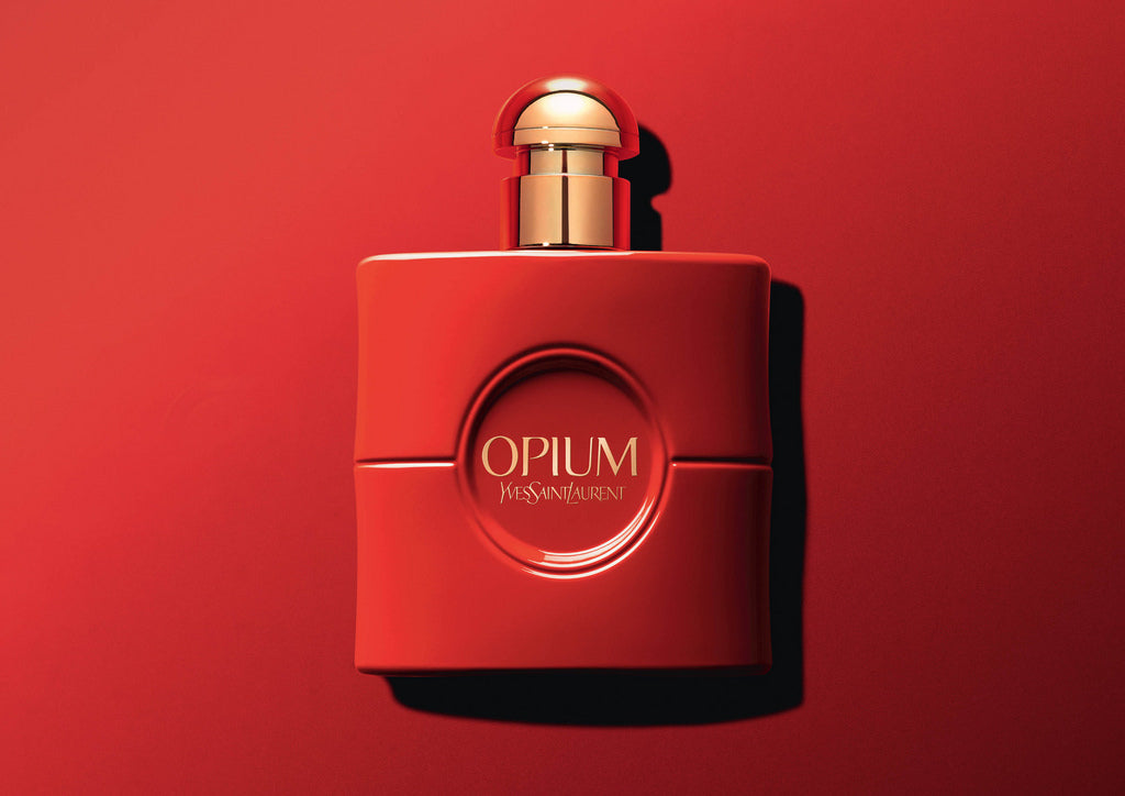 Cloves make up the scent of opium perfume