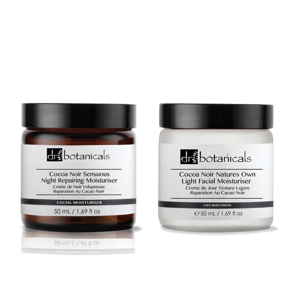 Cocoa Noir New Skin Day & Night Moisturiser Gift Set