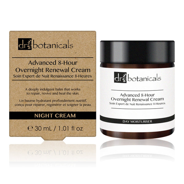 Advanced 8-Hour Overnight Renewal Cream