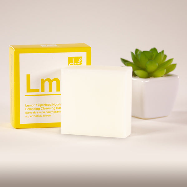 Lemon Superfood Nourishing  & Balancing Cleansing bar