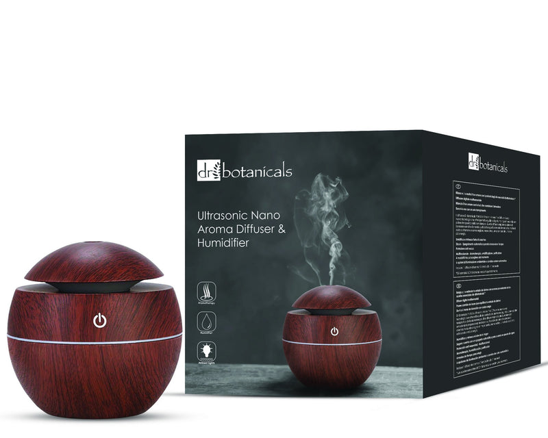 Ultrasonic Nano Aroma Diffuser and Humidifier