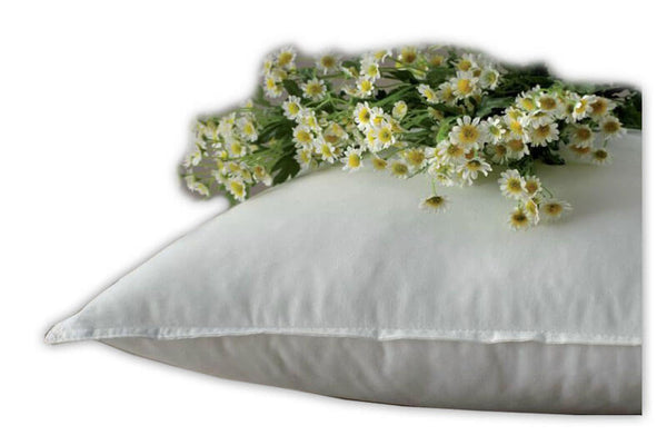 All over the drop Chamomile filled aromatherapy pillow