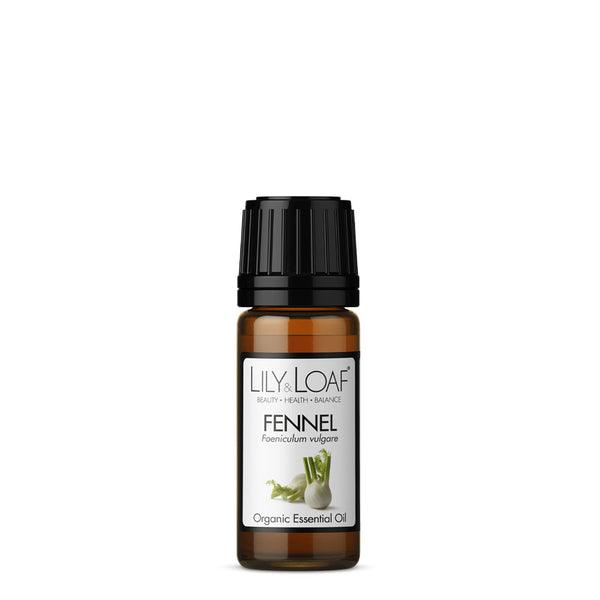 Fennel Organic Essential Oil 10ml