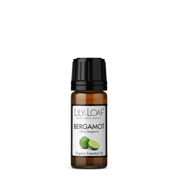 Bergamot Organic Essential Oil 10ml - All Over The Drop