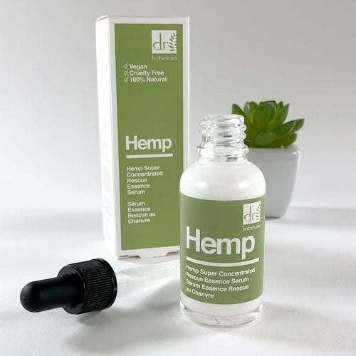 Hemp Super Concentrated Rescue Essence Serum 30ml