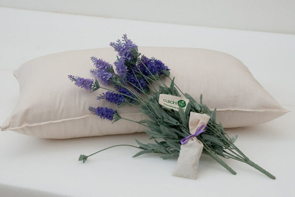 All Over The Drop Lavender Aromatherapy Pillow