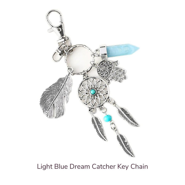 Dream Catcher Key Chains - All Over The Drop