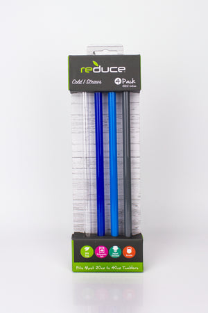 COLD1 STRAWS 4PK - Reduce
