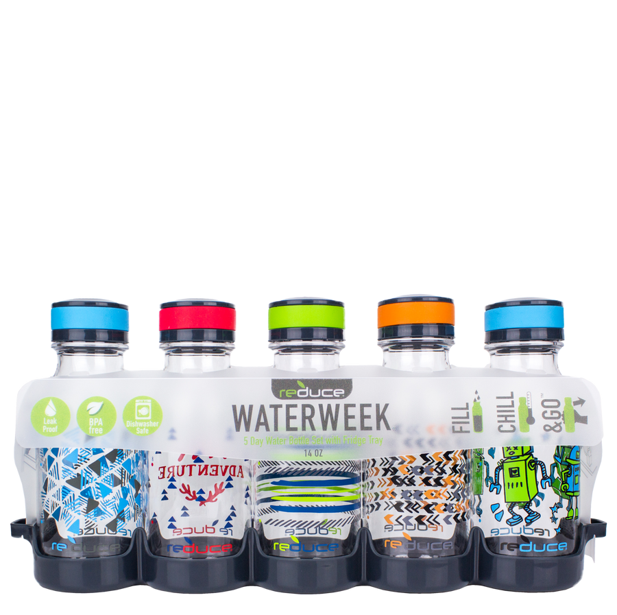 WATERWEEK 14 OZ. - Reduce Everyday