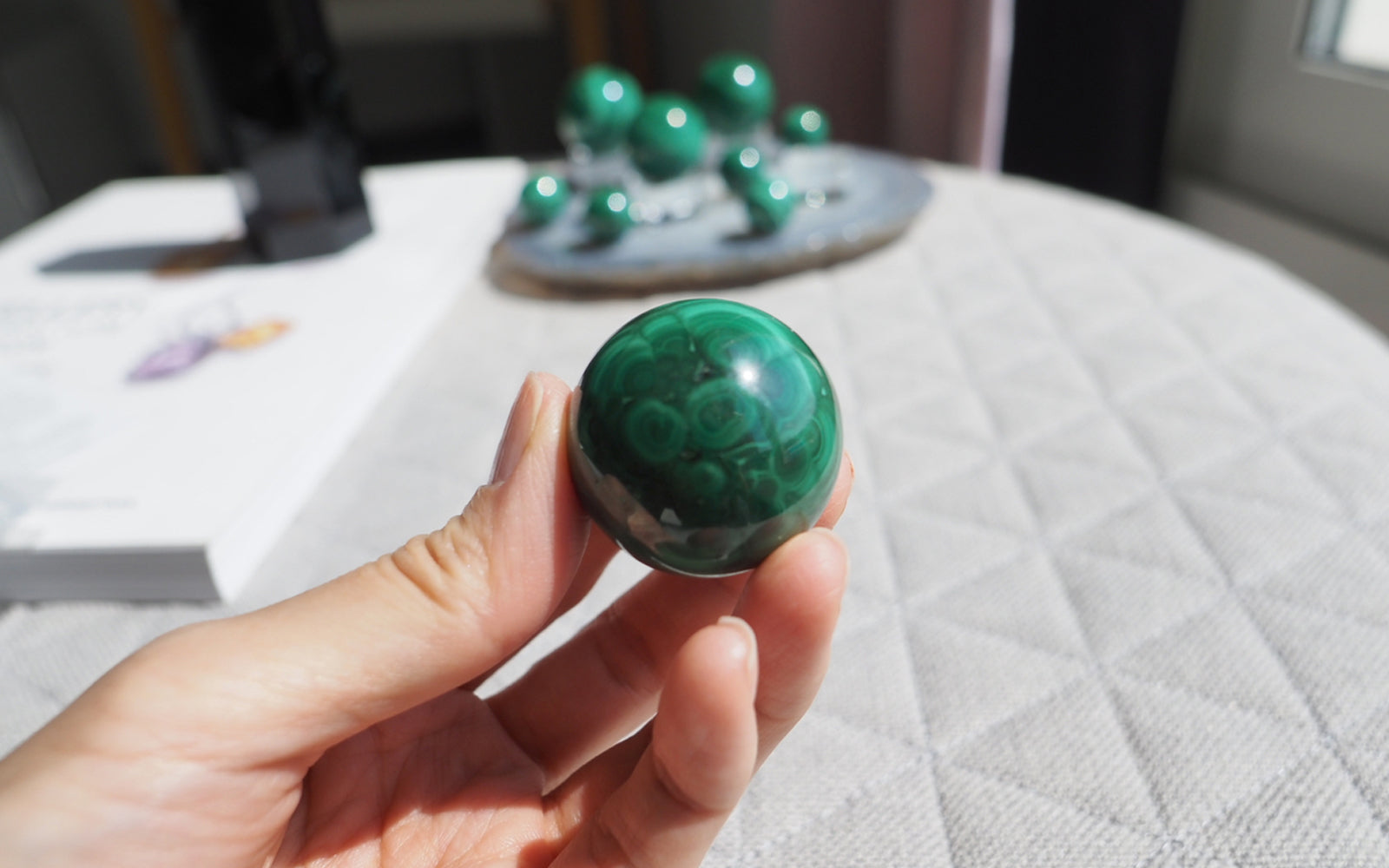 Malachite – The Stone of Transformation