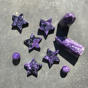 Charoite Collection