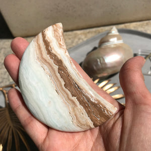 Caribbean Calcite Carving