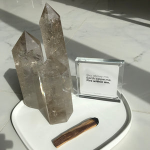 Smoky Quartz Generator