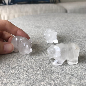 Crystal Baby Bears