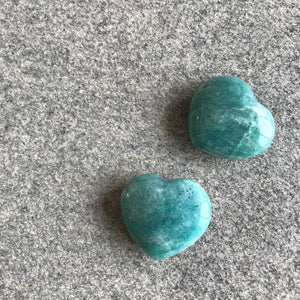 Mini Crystal Hearts