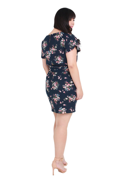 *Exclusive* Eloise Printed Dress, Dress - 1214 Alley