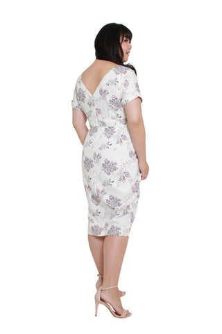 *Exclusive* Tsubaki Dress (White), Dress, 1214 Alley