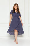 Dancing in the Moonlight Dress (Butterfly Blue Pea), Dress - 1214 Alley
