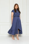 Artemis Midi Dress (Blue), Dress - 1214 Alley