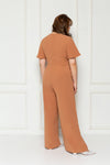 Florence Jumpsuit (Sand), One-Piece - 1214 Alley