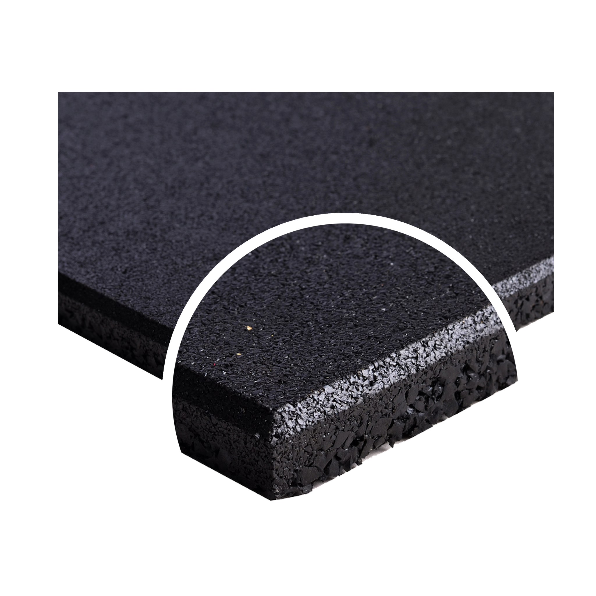 15mm Rubber Gym Tiles