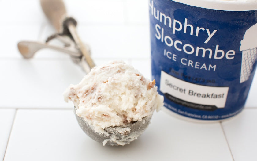 Humphrey Slocombe Secret Breakfast
