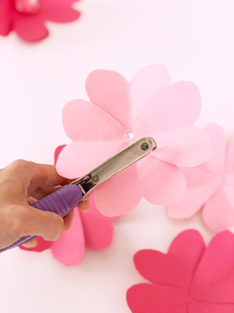 DIY Valentine Lollipop Flower Tutorial