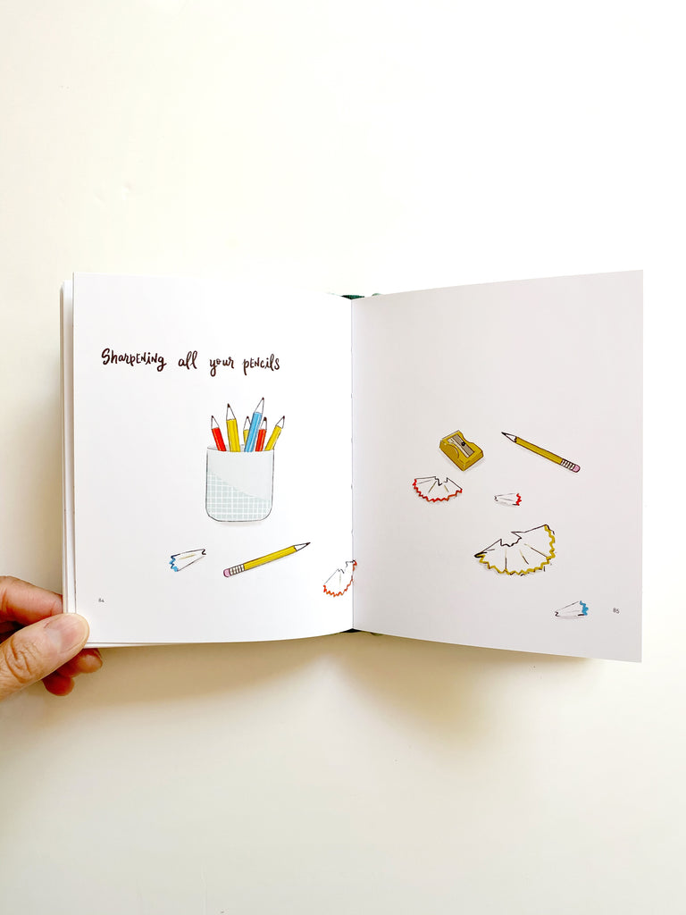Eat Cake Book Sketches