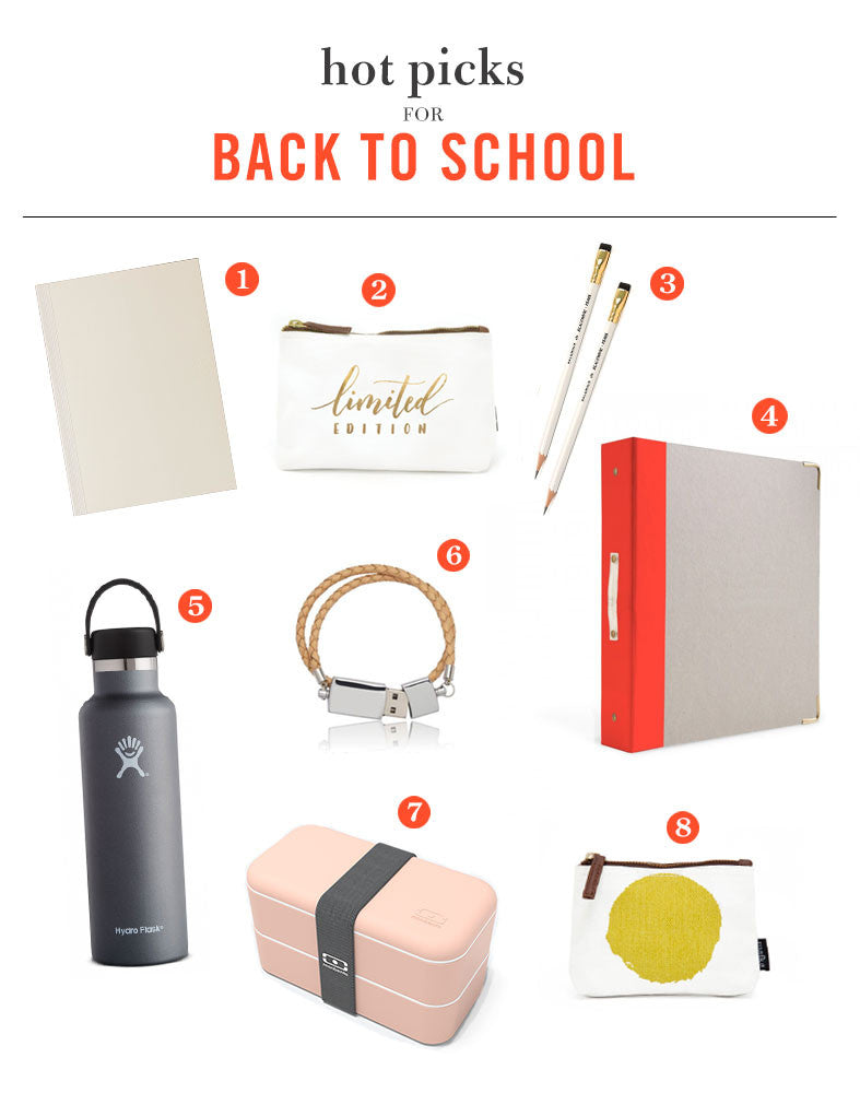 School supplies Round up