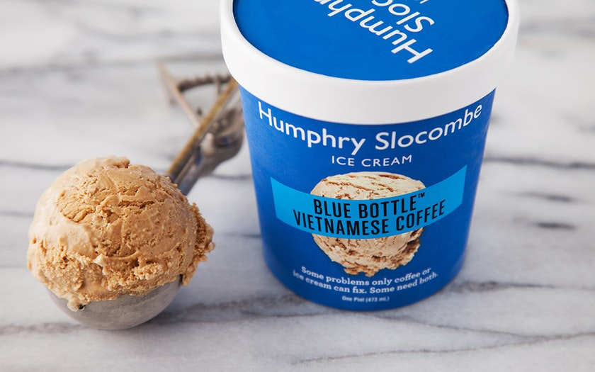 Blue Bottle Vietnamese Coffee Ice Cream