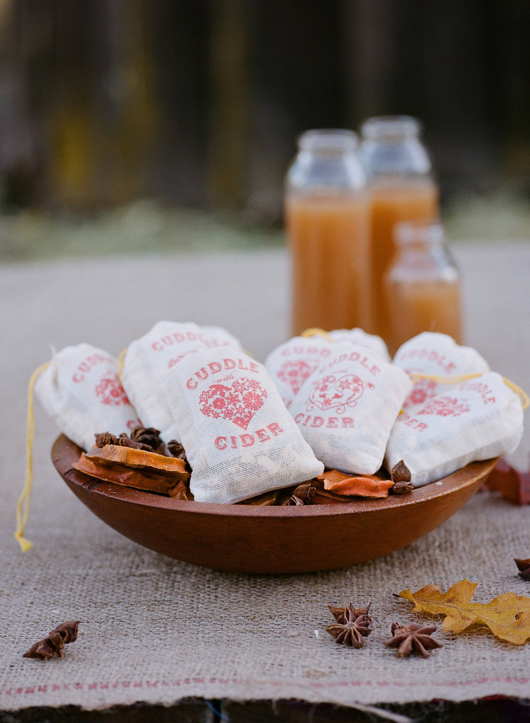Cuddle with Cider Sachets by MAIKA