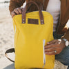 Laptop Backpack - Mustard