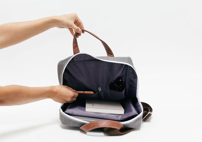 NEW! Laptop Backpack - Half Moon Bay