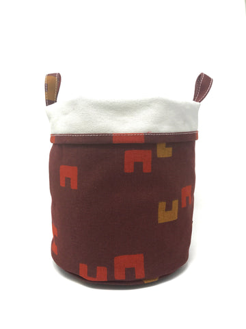 Jordaan Recycled Canvas Bucket