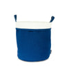Canvas Bucket - Navy
