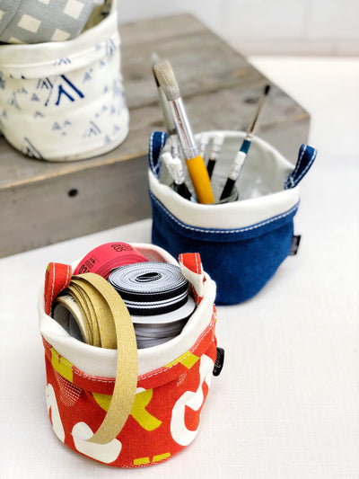 NEW! Canvas Bucket - Lisse