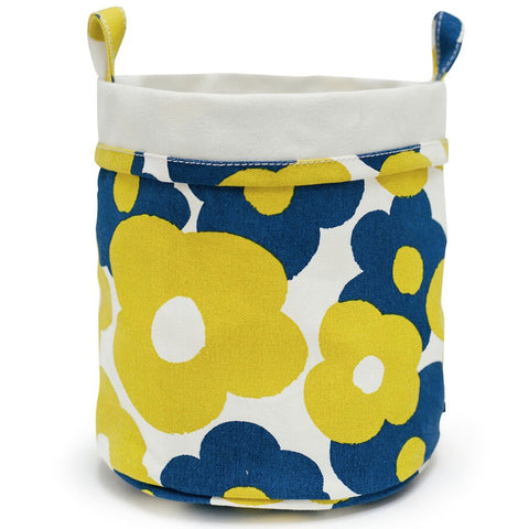 NEW! Hana Recycled Canvas Bucket