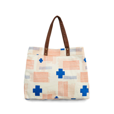 Carryall Tote - Brick Lane