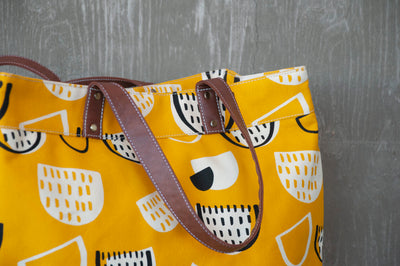 NEW! Carryall Tote - Capitola
