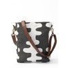 City Sling Crossbody Bag - Charcoal Echo