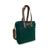 NEW! Commuter Tote - Waxed Hunter Green