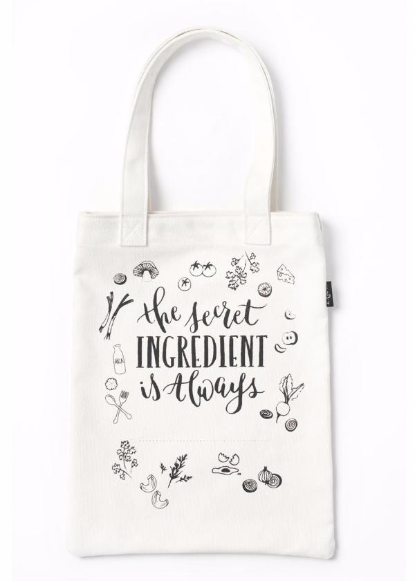 DIY Tote Kit: Secret Ingredient