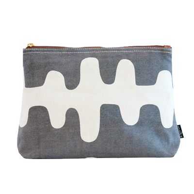 Travel Pouch - Echo Charcoal