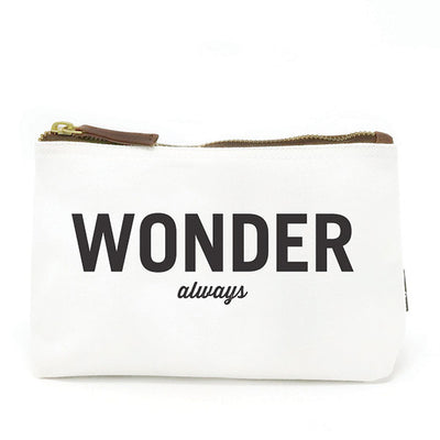 Travel Pouch - Wonder/Wander