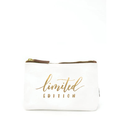 Medium Lined Travel Pouch