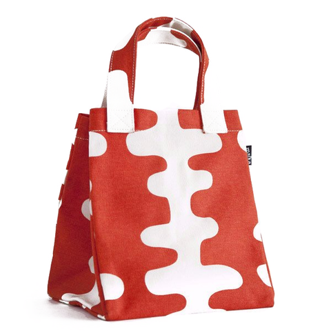 Echo Tangerine Lunch Tote