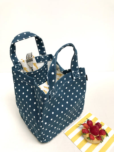 Lunch + Pie Tote - Hana