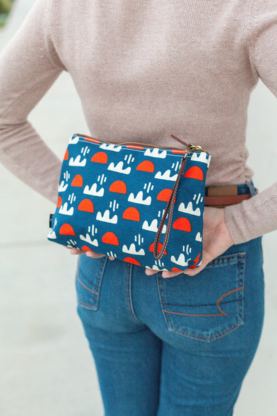 NEW! Travel Pouch - Himmel