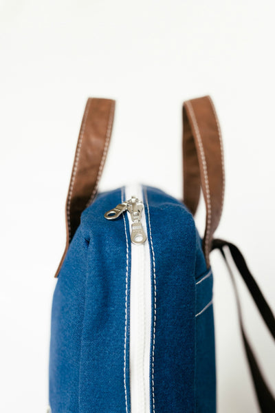 NEW! Laptop Backpack - Navy
